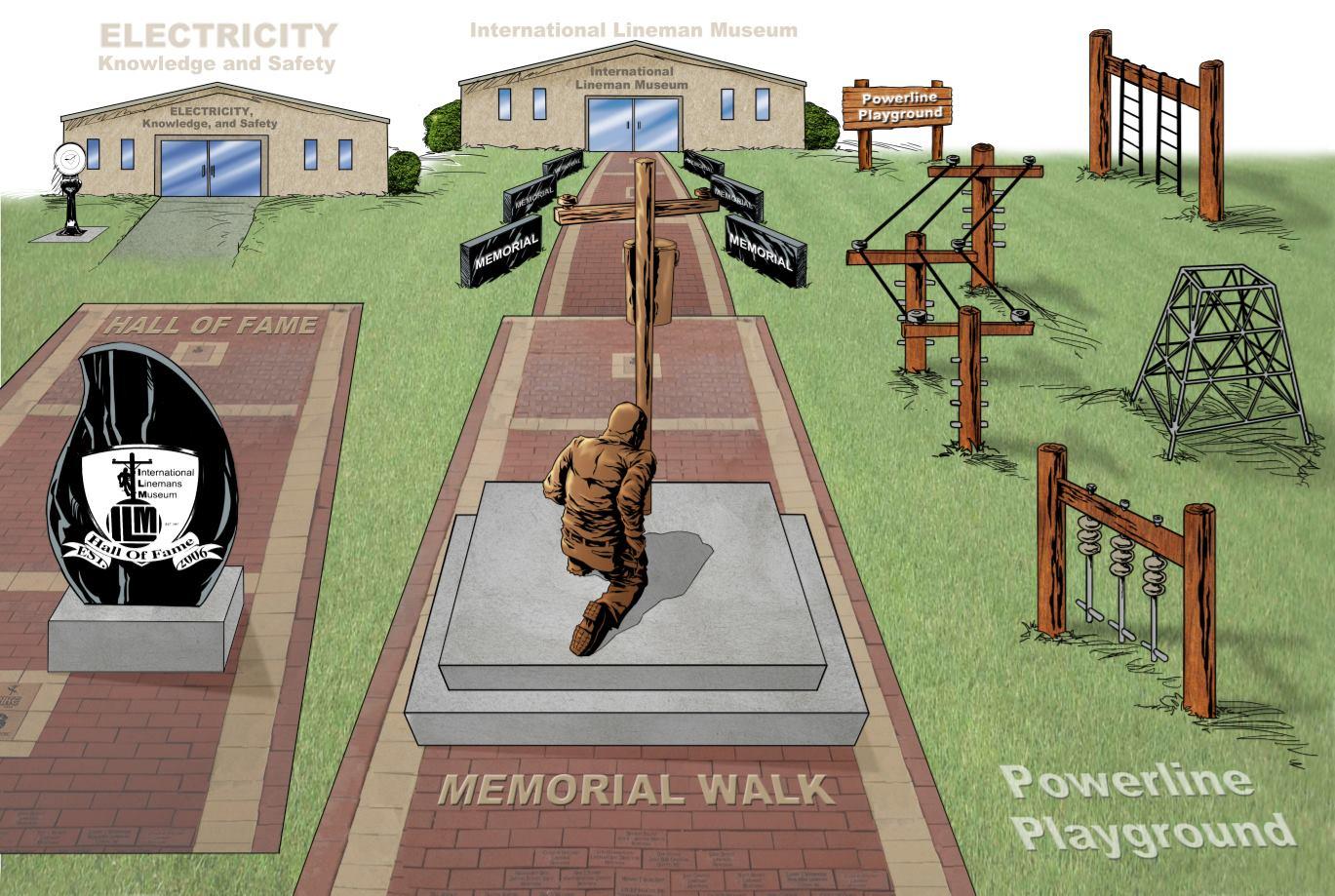 Memorial Drawing 1
